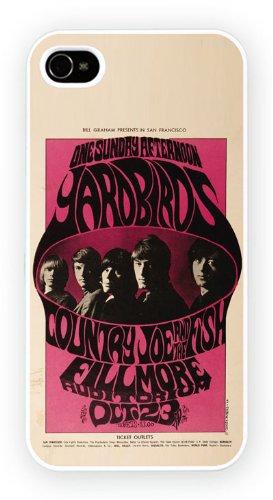 The Yardbirds - poster, iPhone 5C, Etui de téléphone mobile - encre brillant impression