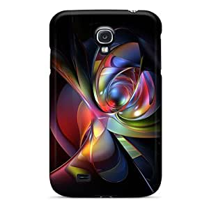 Premium [GBA2255YLyl]3d Abstract Cases For Galaxy S4- Eco-friendly Packaging