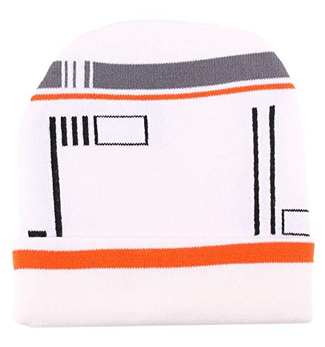 6c1a220bade Bonnet Star Wars VIII - BB8 Astromech Head  Amazon.fr  Vêtements et  accessoires