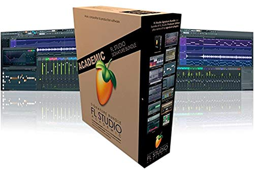 Fl Studio 20 Signature Edition Academic Student/Teacher Boxed by Image-Line