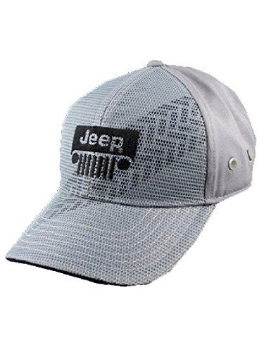 (Jeep Tire Tread Mesh Front Cap )