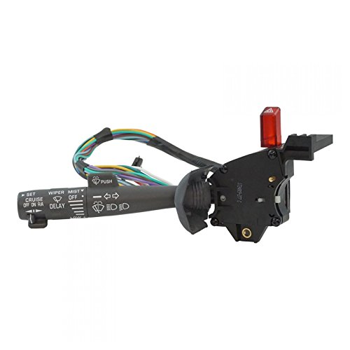 Cruise Control Windshield Wiper Arm Turn Signal Lever Switch for Chevy GMC Truck New ()