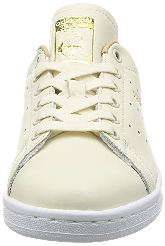 Pale White Mode Baskets Smith off Stan st Blanc Femme White Adidas Nude off qORZgyg1