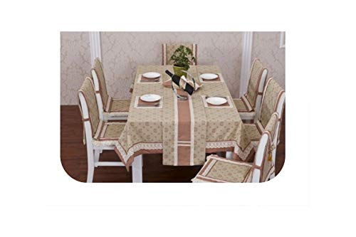 Rustic Tablecloth Fabric Table Cloth Tablecloth Dining Chair Cushion pad Cushion coverings Suit,only Cushion