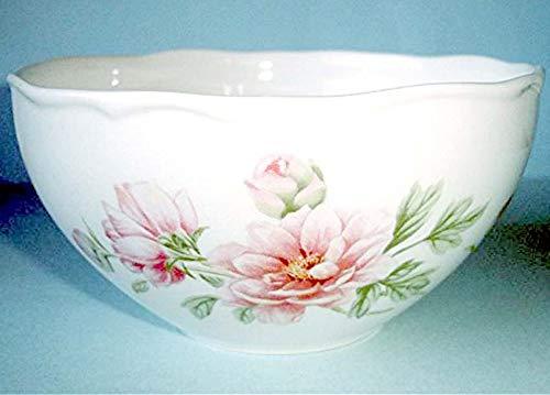 - Martha Stewart Martha's Garden Cereal All Purpouse Bowl