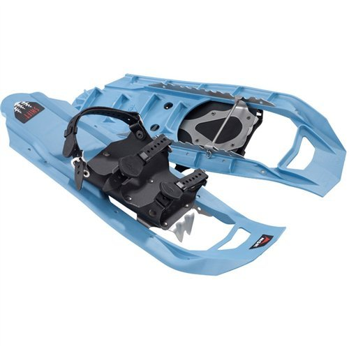 MSR Shift Youth Snowshoes for Teens and Young Adults (Pair) Light Blue