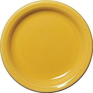 product image for Homer Laughlin Appetizer Plate, Sunflower