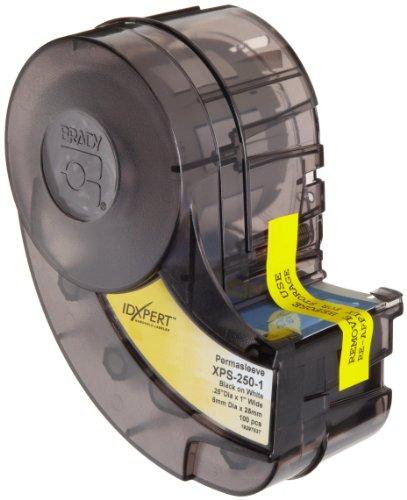 Brady Colored Labels (Brady XPS-250-1 IDXPERT PermaSleeve 0.439
