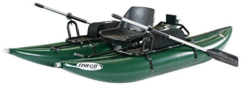 Outcast Fish Cat Panther Pontoon Boat - with Free $75 Gift Card