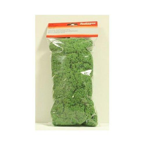 Auhagen 76980verde chiaro fine Moss schiuma