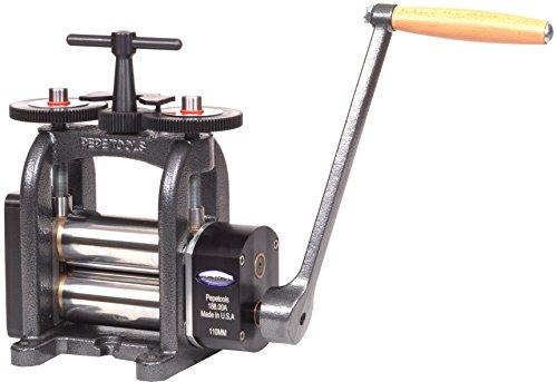 Pepetools Ultra Series 110MM Flat Rolling Mill