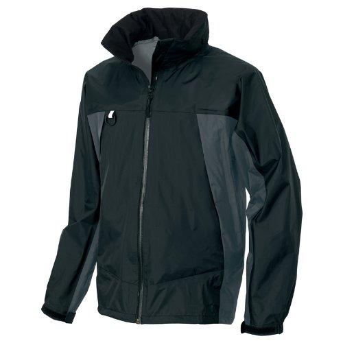 AITOZ(アイトス) ディアプレックス全天候型ジャケット最先端の透湿防水ウェア B00BQQU49O M|ブラック ブラック M