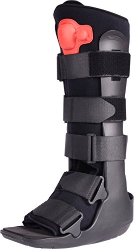 ProCare XcelTrax Air Tall Walker Brace/Walking Boot, Medium