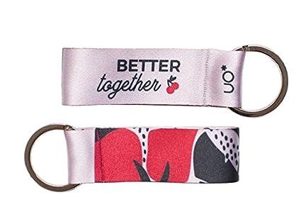 UO Better Together Llavero: Amazon.es: Equipaje