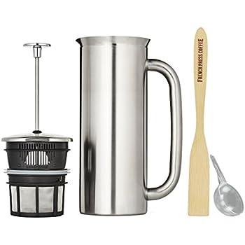 Amazon Com Espro Coffee Press P3 18 Oz Glass Carafe With