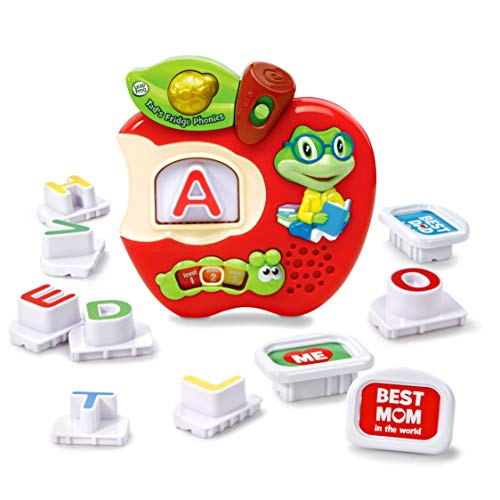 Frog Fridge Magnet - LeapFrog Tad's Fridge Phonics Magnetic Letter Set