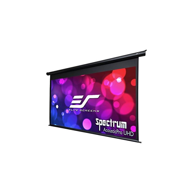 Elite Screens Spectrum, 100-inch Diag 16