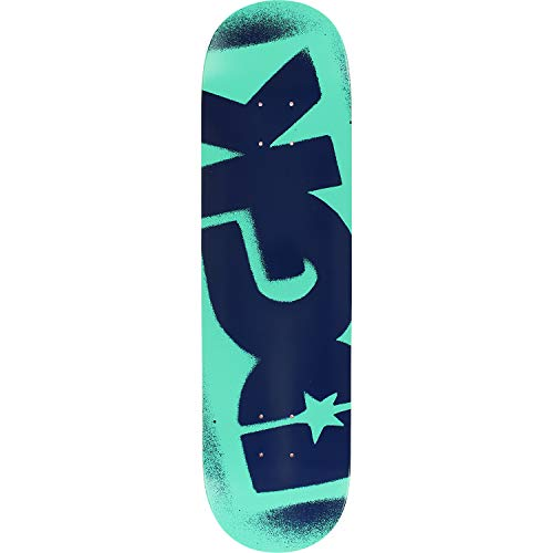 Og Logo Deck - DGK Skateboards OG Logo Teal/Navy Skateboard Deck - 8