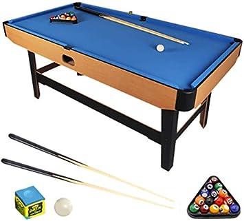 Mesa de billar de 4,1 pies para billar y billar de billar, juego ...