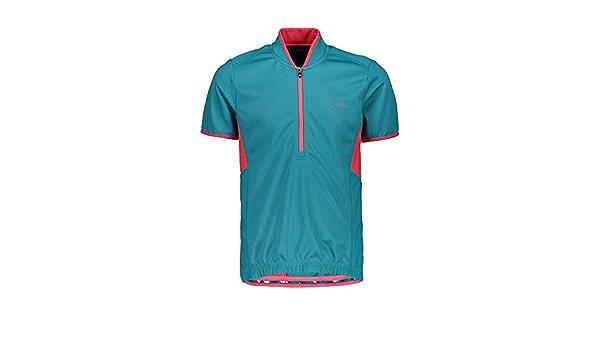 CMP Bike 39c6934 Camiseta Unisex ni/ños