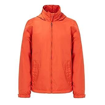 Giordano Orange Wool Windbreaker For Men