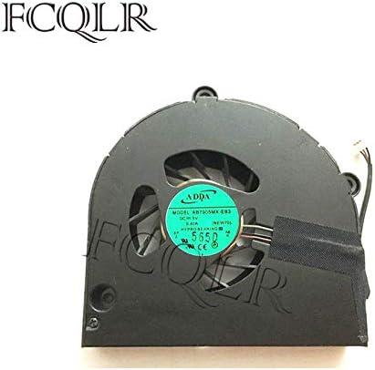FCQLR Laptop CPU Fan Compatible for ACER Travelmate 5742Z 5740Z KSB06105HA ACER Aspire 5251 5252 5551 5551G 5552 5552G Packard Bell TM81 TM82 TM86 TM87 TM89 TM93 CPU Cooling Fan