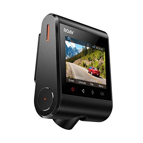 Anker Roav Dash Cam C1 Camera Recorder (Large Image)