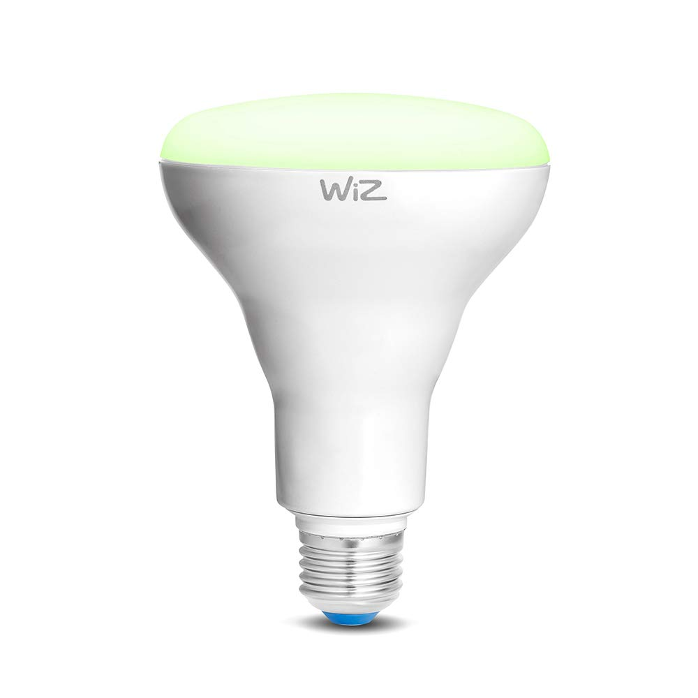 WiZ IZ0187682 Smart Light Bulbs Color BR30 with Remote / 2-Pack/Compatible with Alexa and Google Home, no Hub Required, White Black by WiZ (Image #10)
