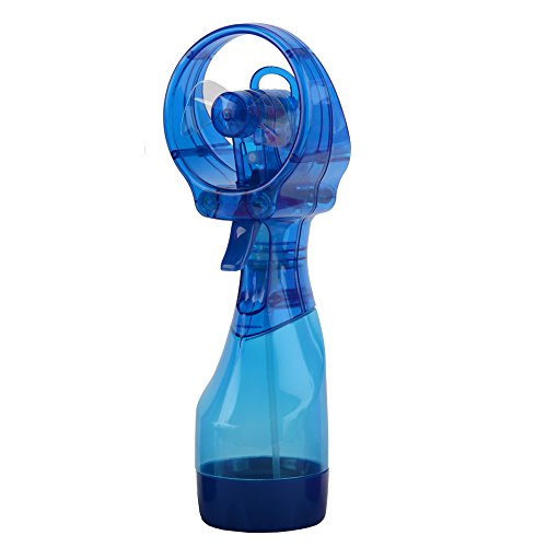 O2COOL Deluxe Misting Fan Blue product image