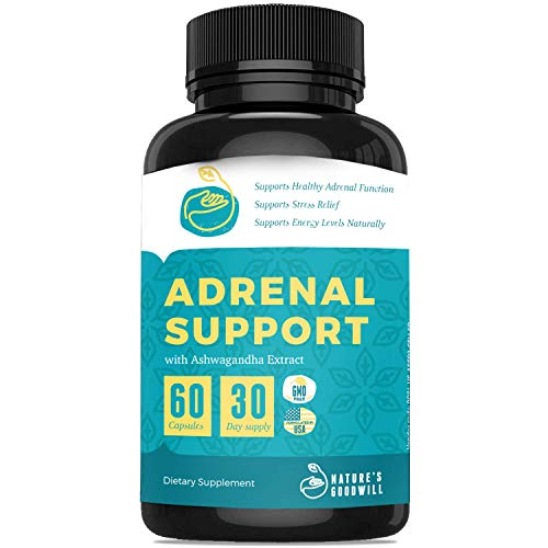 The Best Adrenal Support Nature