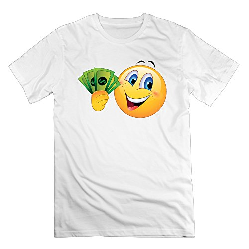 Adult Love Money Emoji Sport Teeshirt (Goodie Gumballs)