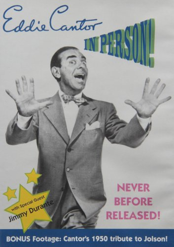 Eddie Cantor Person