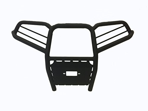 (Polaris Sportsman 570 (2015-2018) & 450 (2016-20178 Quad ATV Bison Front Bumper Brush Guard Trail Series)
