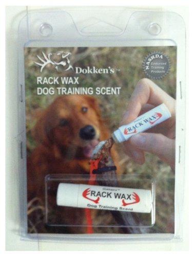 Dokken's Rack Wax Dog Training Scent, .15 Ounce (4.25 Grams) ()