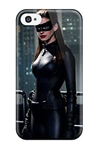 Fashion BwzMOdS1428HVYBM Case Cover For Iphone 4/4s(anne Hathaway Catwoman 1920¡Á1080 )