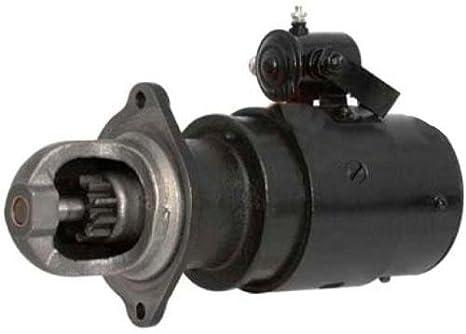 New Hi Torque Gear Reducción Motor de arranque para Lincoln soldador Hercules g-3400 go339: Amazon.es: Coche y moto