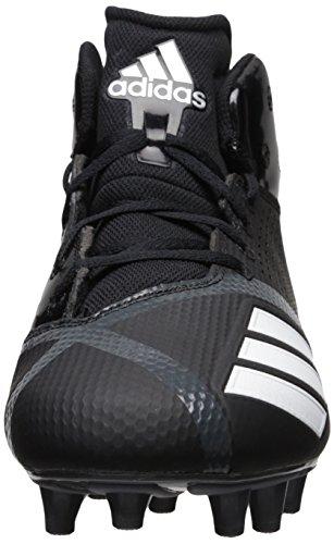 Pictures of adidas Men's Freak X Carbon Mid DA9635 Black/White/Ngtmet 6