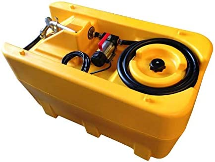 Mobile Tank Diesel Kraftstoff Öl Transferpumpe Satz 12 V Volt 200 L Liter Tragbar Auto