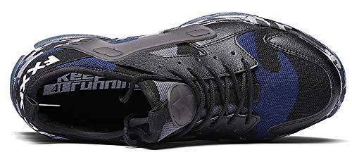 Flyknit Camouflage JiYe Free Sneaker Fashion Shoes Running Men's Transform Blue Sports qqw7Op