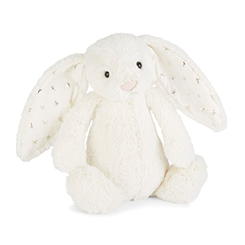 nkle Bunny Stuffed Animal, Medium, 12 inches ()