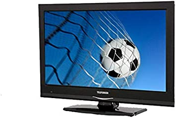 Televisor 22 TV LED Slim Wide TELEFUNKEN TE 22910 LED HD 1080i HDMI: Amazon.es: Electrónica