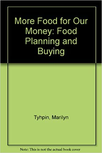 buy more food for our money food planning and buying book online at