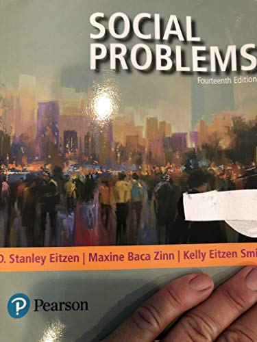 SOCIAL PROBLEMS 14th