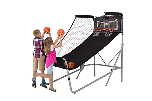 Lifetime Products 90648 Double Shot Arcade Basketball System
