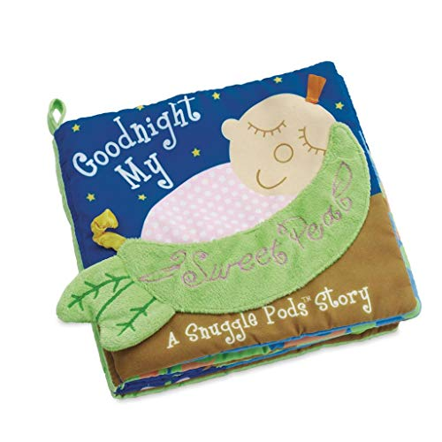 Manhattan Toy Snuggle Pods Goodnight My Sweet Pea Book -