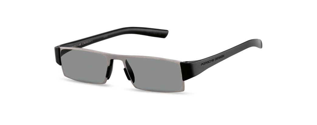 c710ff7d03c Amazon.com  Porsche Design +1.00 Reading Tool Model P 8802 with +1.00  PHOTOCHROMIC LENSES (changes from 8% thru 85% light absorption) - Titanium  Mat Frame ...