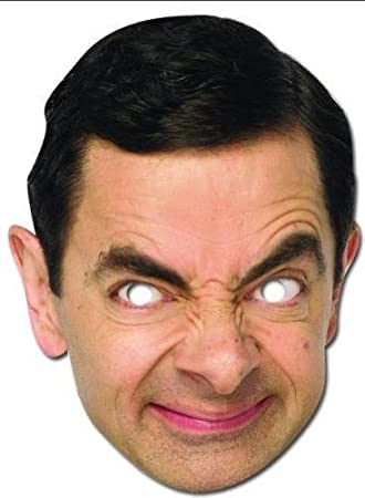 Mr white jr mr bean celebrity cardboard mask single mask mr white jr mr bean celebrity cardboard mask single maskheadpiece solutioingenieria Image collections