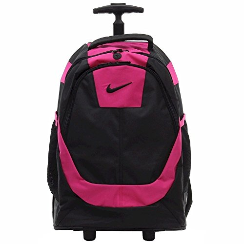 Nike Swoosh Rolling Backpack - Purple