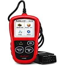 Autel AutoLink AL319 OBD2 Scanner Automotive Engine Fault Code Reader CAN Scan Tool(Renewed)
