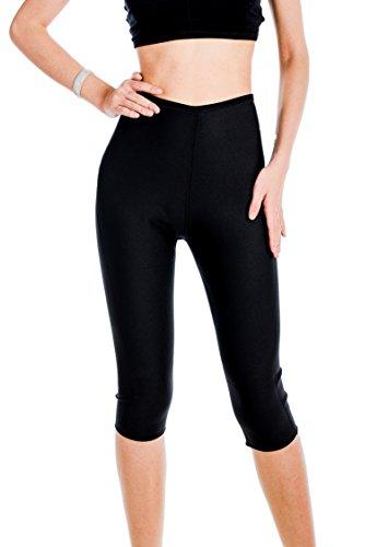 Valentina Hot Slimming Pants Sweat Sauna Thermo Neoprene Body Shapers Womens